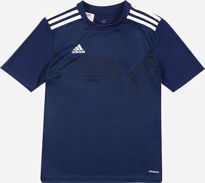 ADIDAS PERFORMANCE Koszulka funkcyjna 'CAMPEON1+9' w kolorze ciemny niebieski / czarny / białym, Podgląd produktu