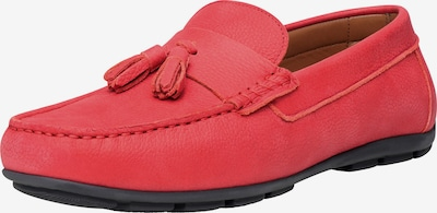 SHOEPASSION Mokassins 'No. 15 MM' in rot: Frontalansicht