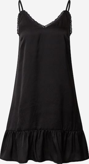 Moves Sukienka 'passia 1720' w kolorze czarnym: Widok z przodu