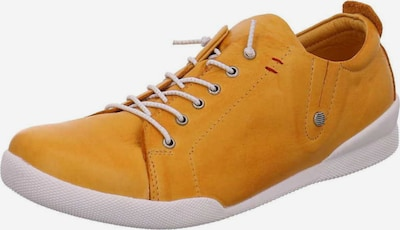 ANDREA CONTI Sneakers in orange, Produktansicht