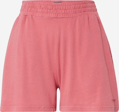 Tommy Jeans Shorts 'TJW SWEAT SHORT' in pink / rosa / rot, Produktansicht