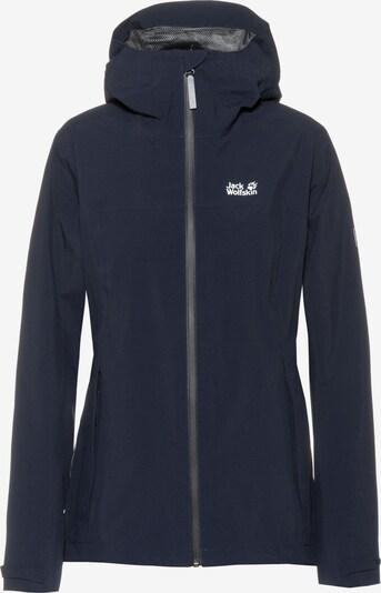 JACK WOLFSKIN Outdoorjas in de kleur Nachtblauw, Productweergave