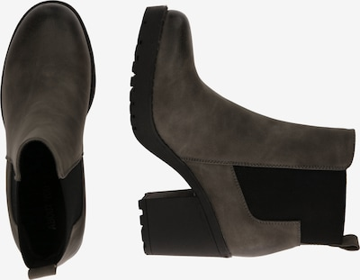 ABOUT YOU Chelsea Boots 'Cassandra' en gris: Vue de profil