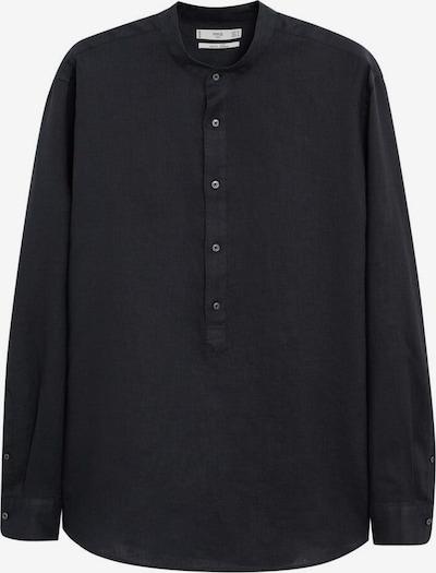 MANGO MAN Hemd 'Bolar' in schwarz, Produktansicht