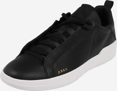 Sneaker low 'Uniklass Leather S-C18' ARKK Copenhagen pe negru / alb, Vizualizare produs