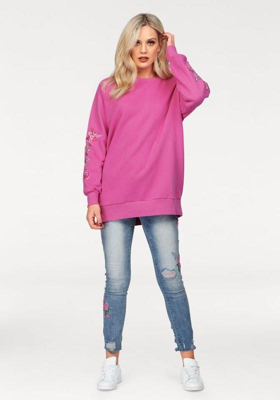 ONLY Sweatshirt 'TROOVE'