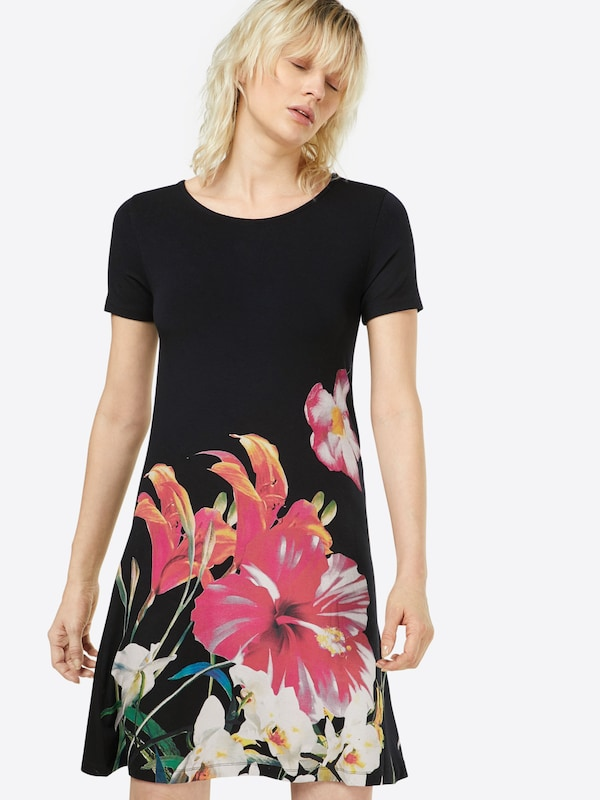 Desigual Loose T-shirt Dress