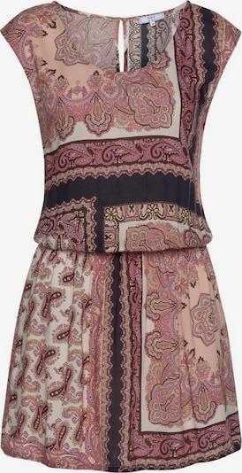 LASCANA Plážové šaty - tmavošedá / staroružová, Produkt