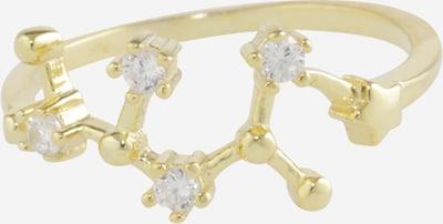 Fräulein Wunder Ring 'Sagittarius' in gold, Produktansicht