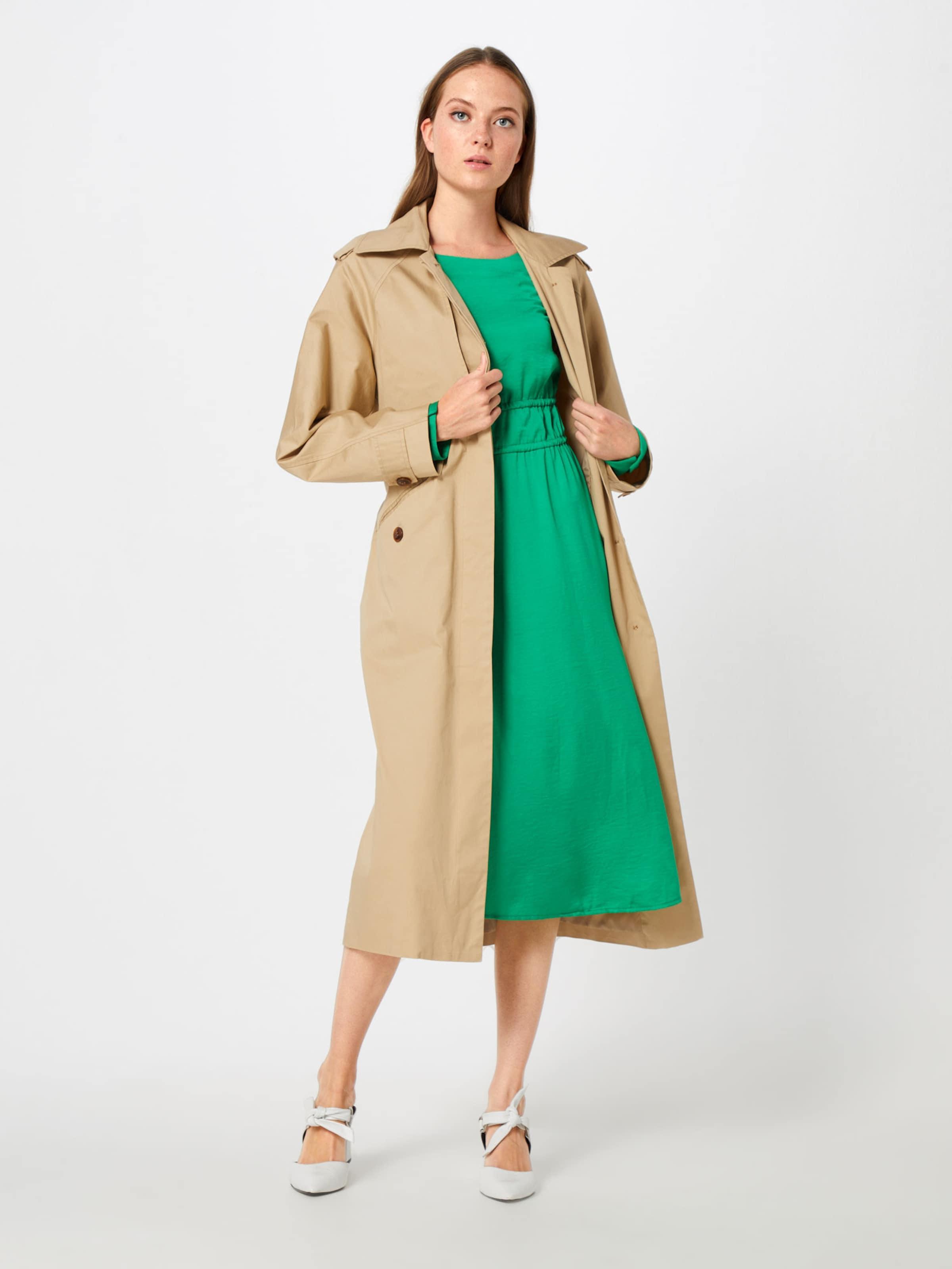 L Kleid Dress' s 'elsana In Vila Grün 7yfgYbv6