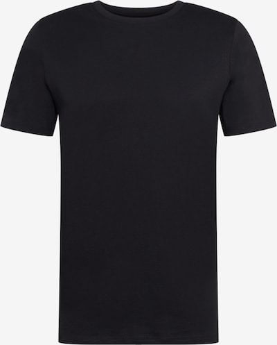JACK & JONES Shirt 'Organic Basic Tee' in de kleur Zwart, Productweergave