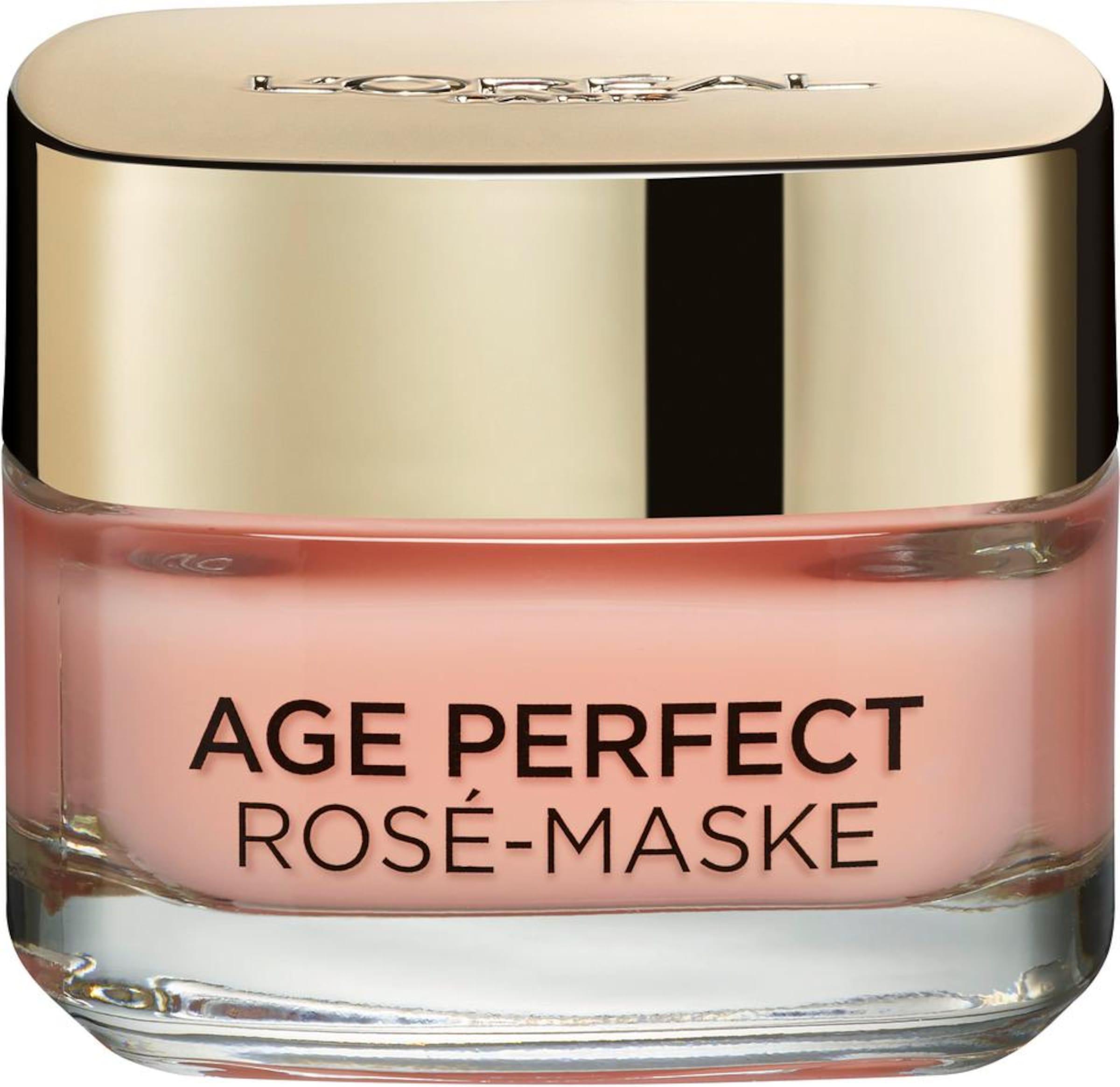 L'Oréal Paris 'Age Perfect Golden Age Maske', Gesichtsmaske
