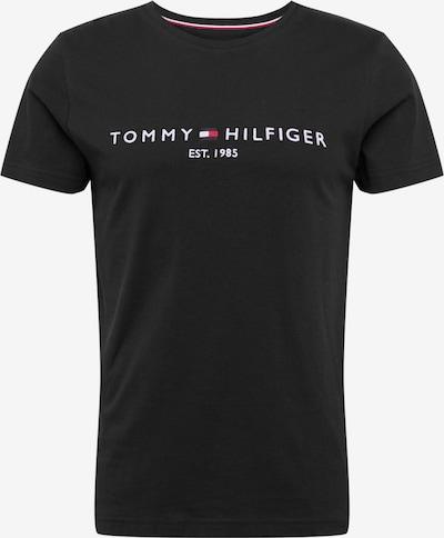 TOMMY HILFIGER T-Krekls pieejami melns, Preces skats