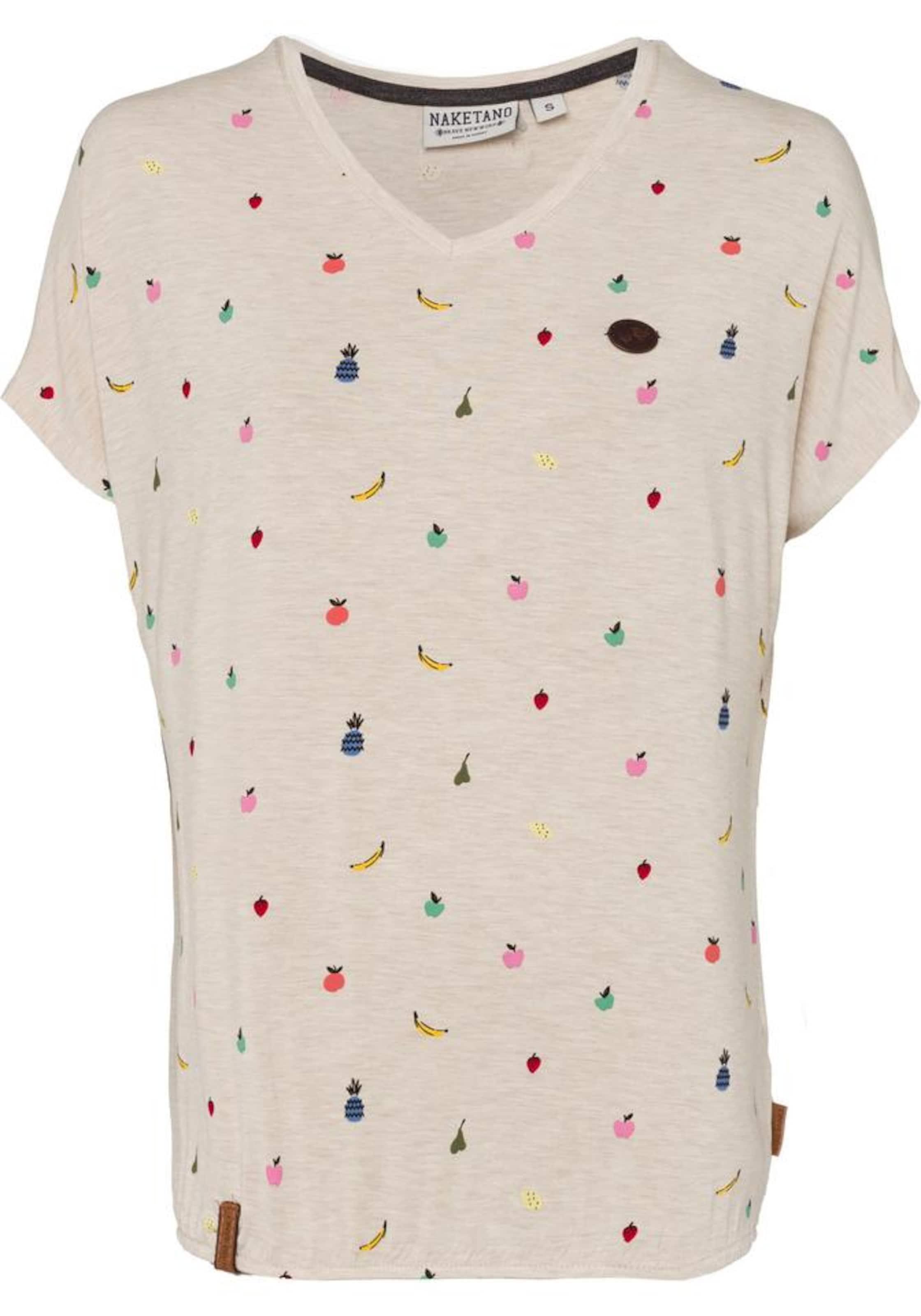 En T T shirt Naketano En Naketano Beige shirt doBCeWxQr