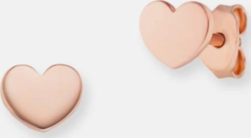caï Paar Ohrstecker 'caï love, hearts <3, C7322E/90/00'