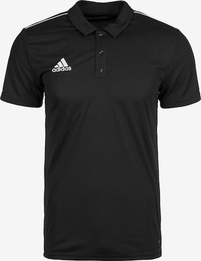 ADIDAS PERFORMANCE T-Shirt fonctionnel 'Core 18' en noir, Vue avec produit