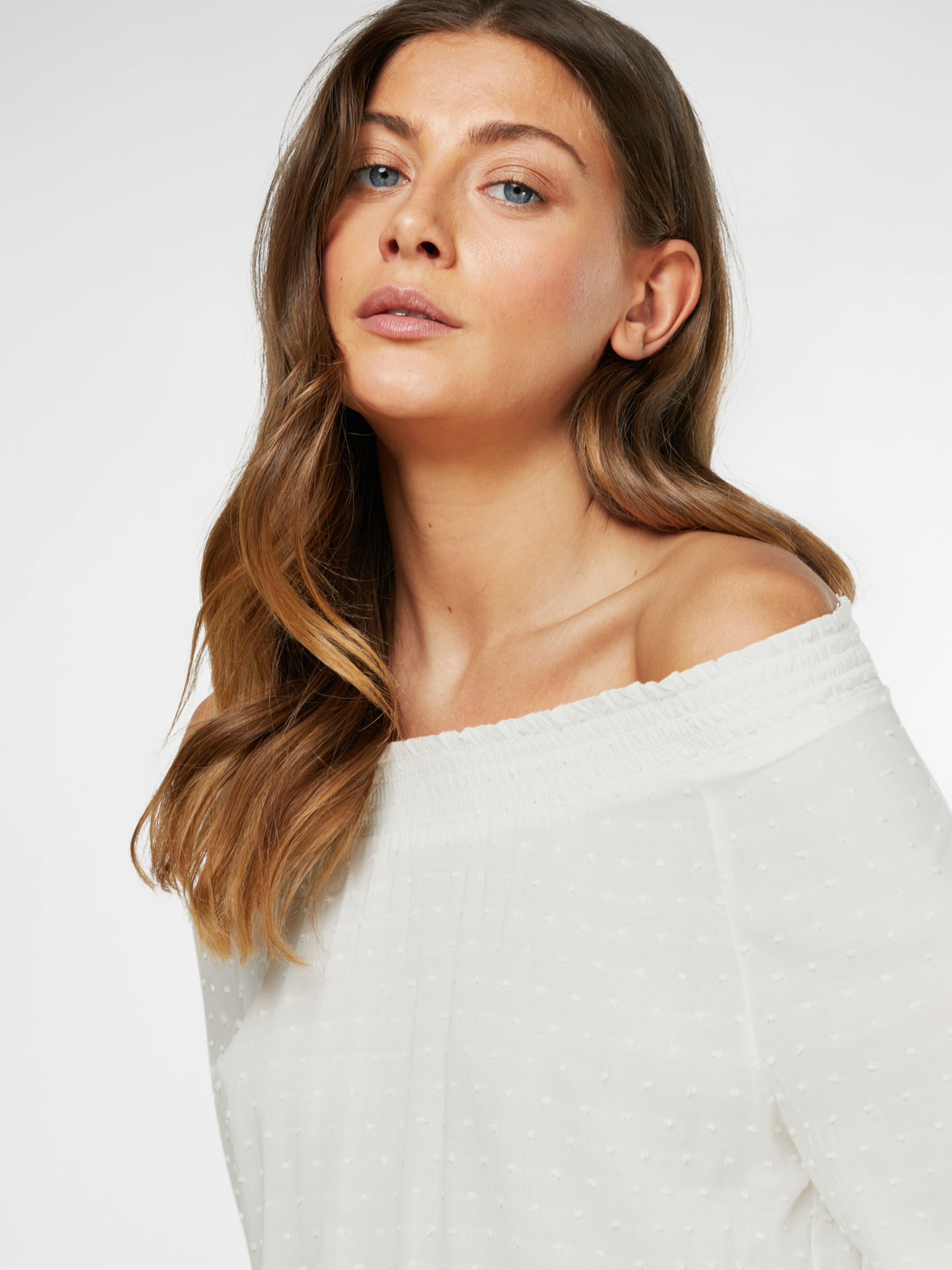 Soyaconcept Off-Shoulder-Bluse 'ALABAMA' Footlocker Bilder Zum Verkauf dExe4U
