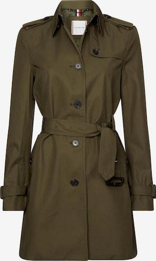 TOMMY HILFIGER Prechodný kabát - kaki, Produkt