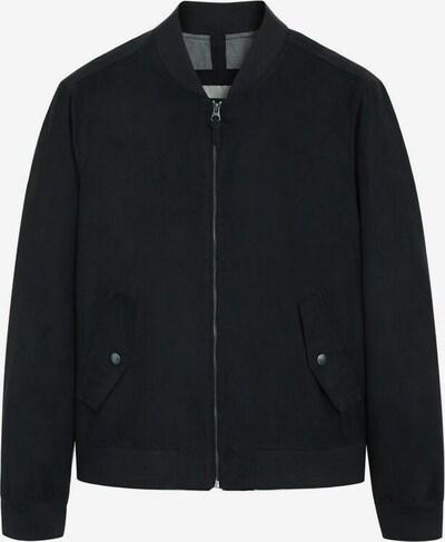 MANGO MAN Jacke in schwarz, Produktansicht