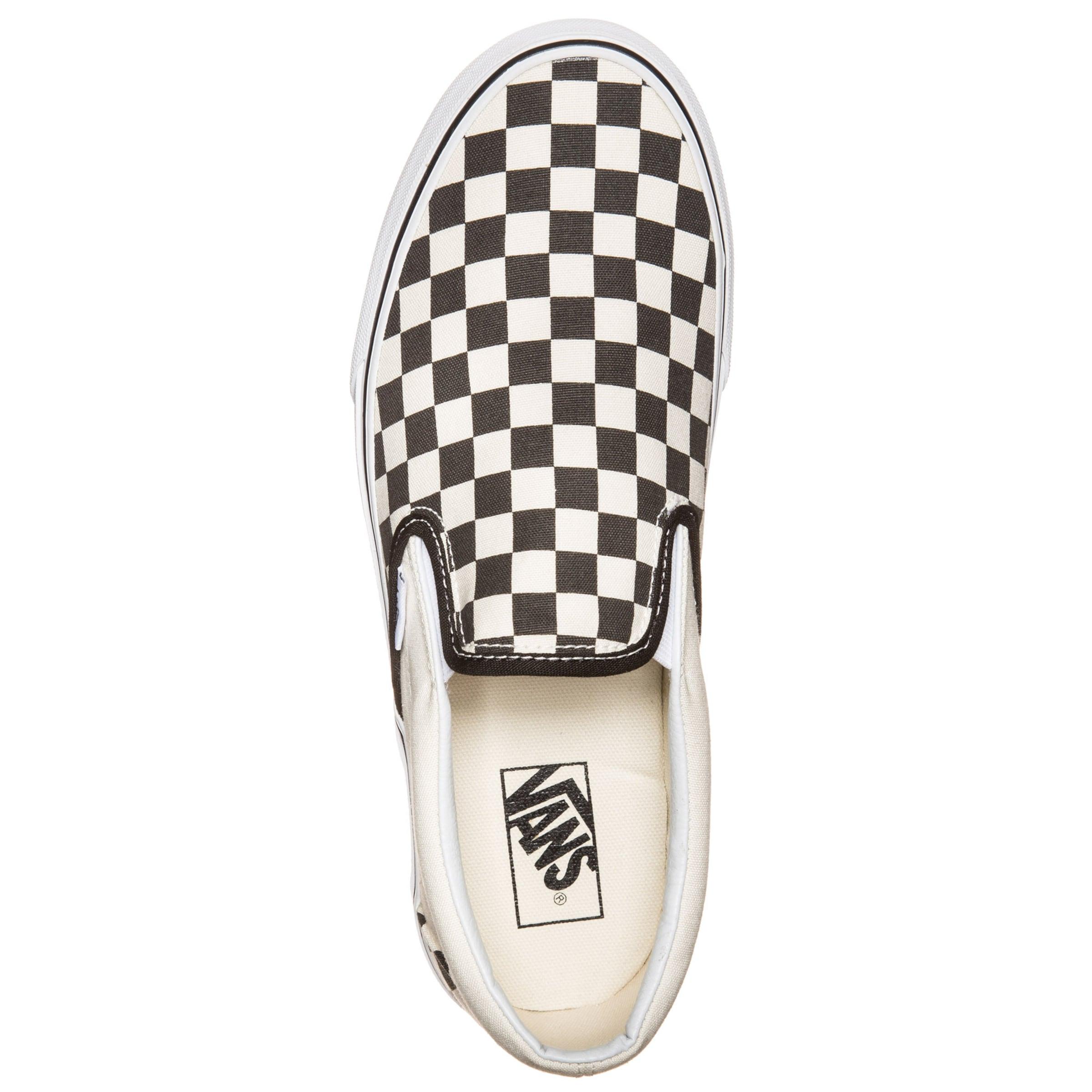 VANS Turnschuhe Classic Slip-On Slip-On Slip-On Checkerboard 100 % Textil Bequem, gut aussehend ec5cdc