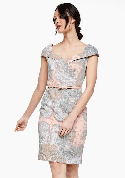 s.Oliver BLACK LABEL Kleid in pink: Frontalansicht