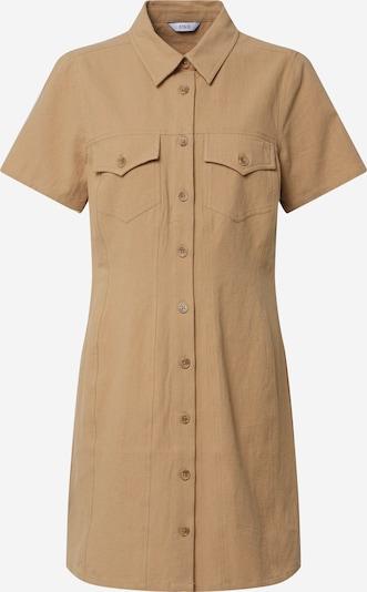 Envii Košeľové šaty 'SPARTACUS' - béžová: Pohľad spredu