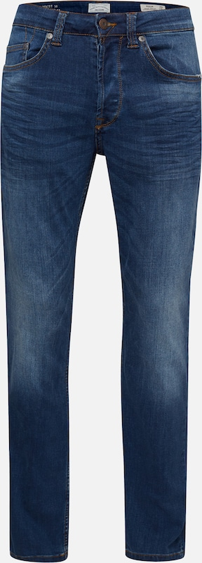Only & Sons Jeans 'WEFT MED BLUE 5076 PK' in blau, Produktansicht