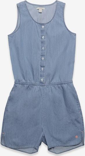 ESPRIT Jeansjumpsuit in blue denim, Produktansicht