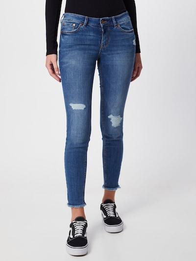 TOM TAILOR DENIM Jeans 'Jona' in blau, Modelansicht