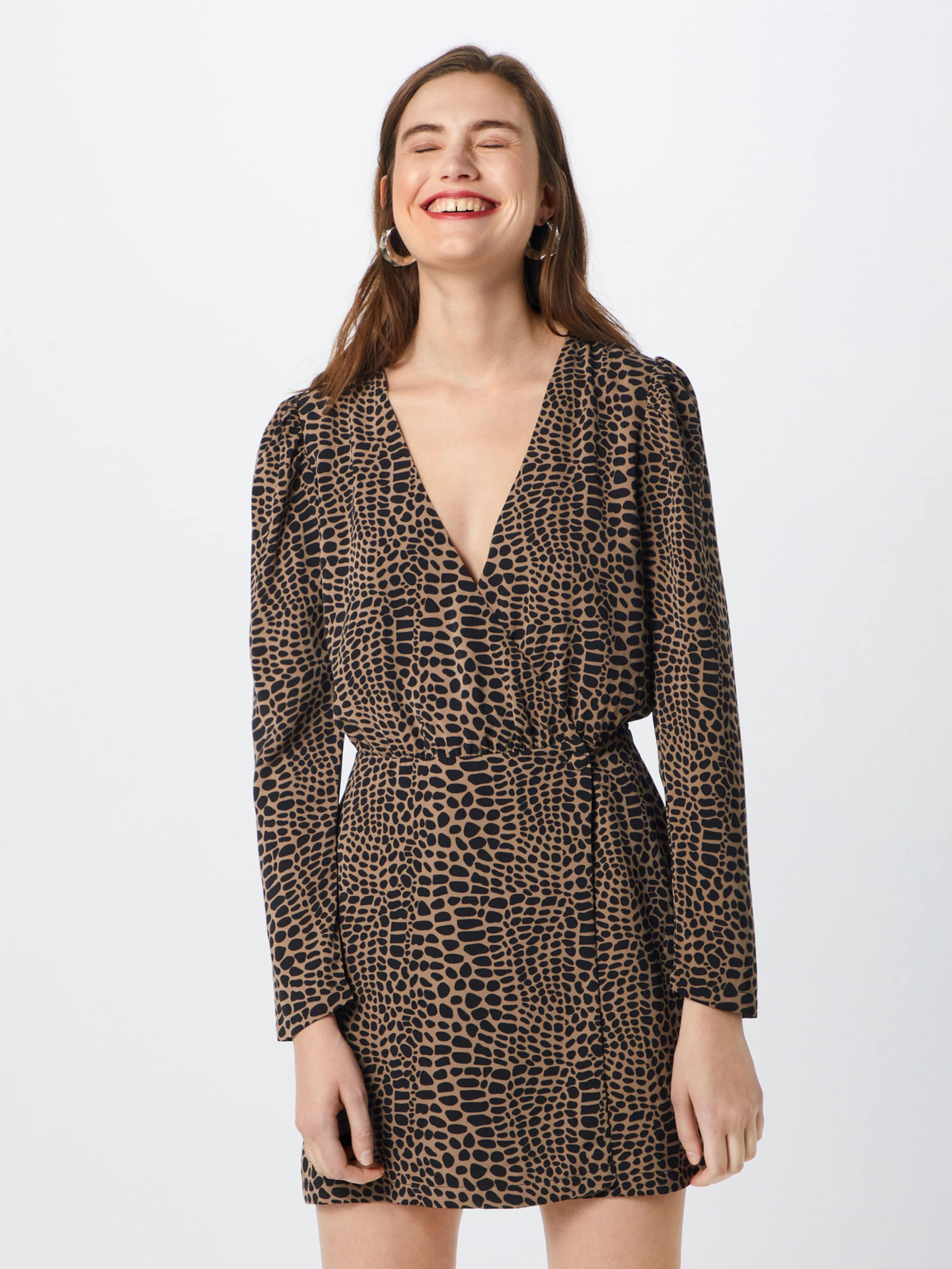 Dress' Braun Ivyrevel 'woven In Wrap Kleid Mini shdCBoQxtr