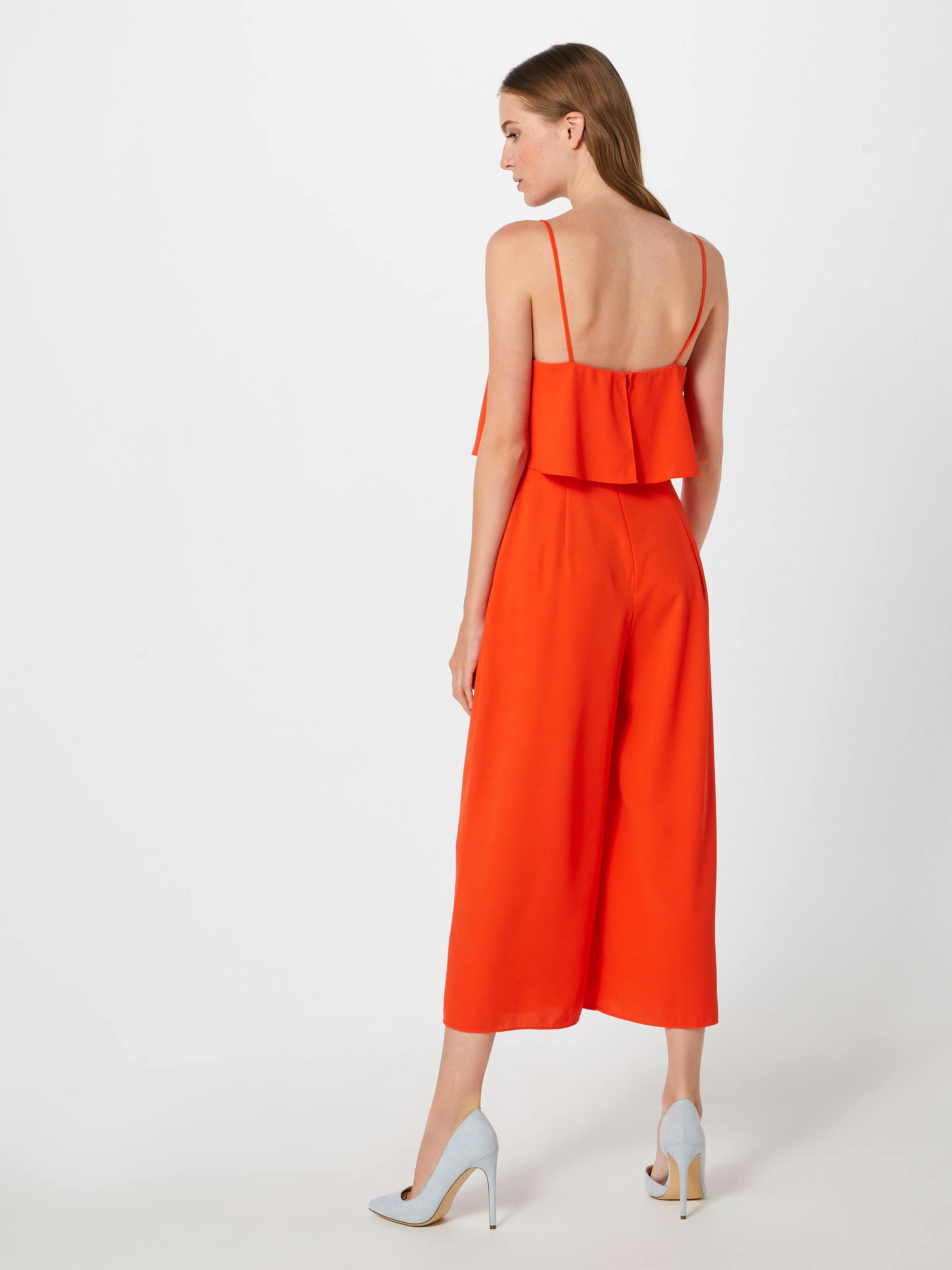 03 Jumpsuit Strappy Ww Go New In '2 Orangerot P108' Look 1KTclJF
