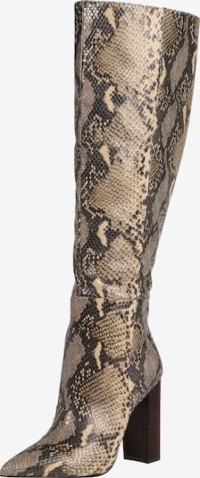 BUFFALO Stiefel 'FERNA' in beige / braun, Produktansicht
