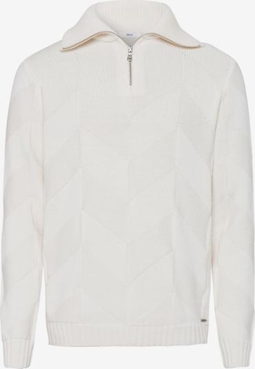 BRAX Pullover in weiß, Produktansicht