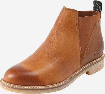 HUB Chelsea Boots 'Evora' en cognac, Vue avec produit