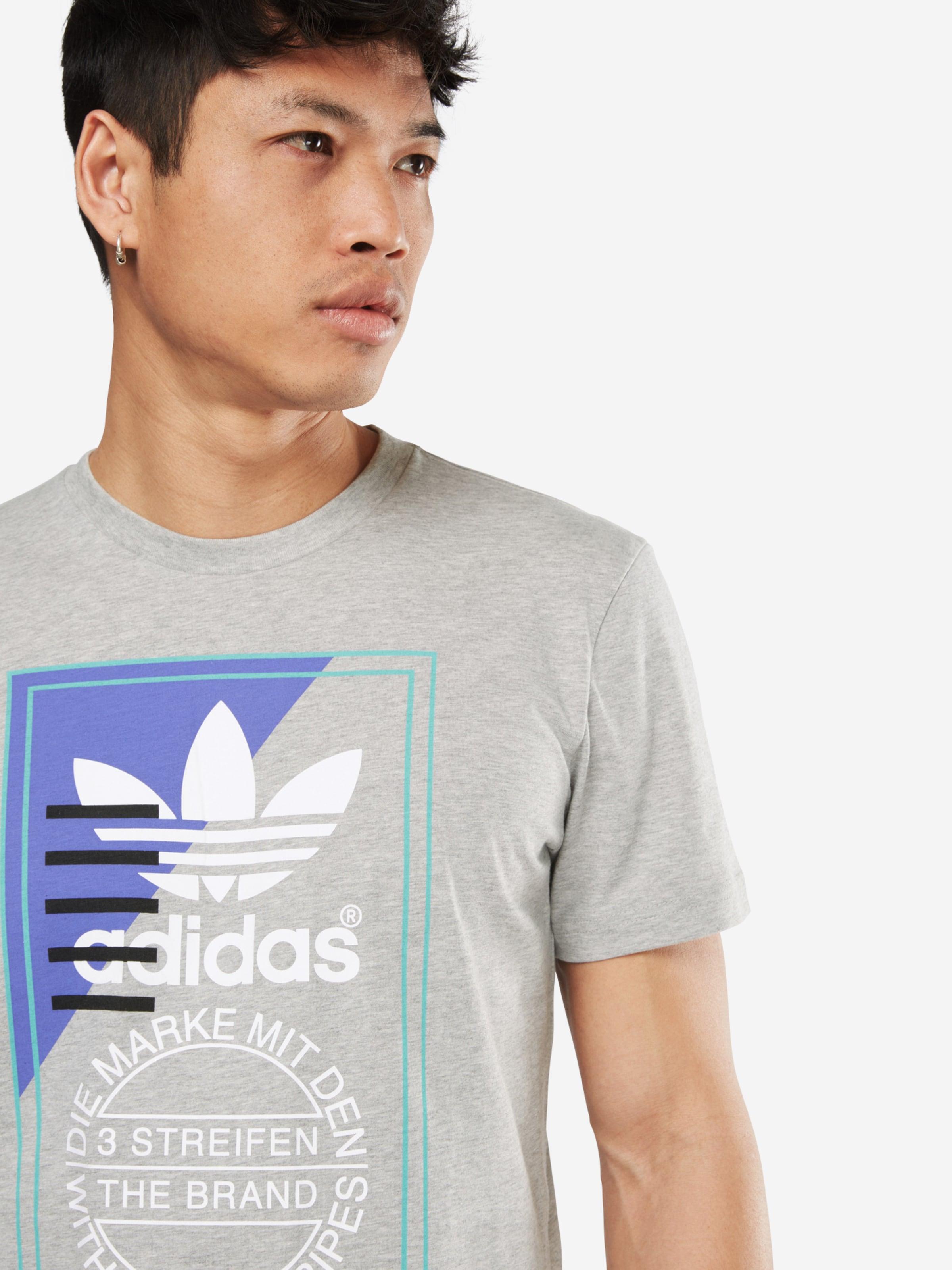 ADIDAS ORIGINALS T-Shirt 'Tongue Label 2' Neueste Online Bester Ort Zu Kaufen Günstige Rabatte Spielraum Countdown-Paket Wiki dg5BF7YqUZ