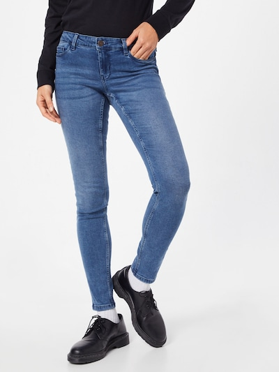 Noisy may Jeans 'NMEVE' in blau, Modelansicht