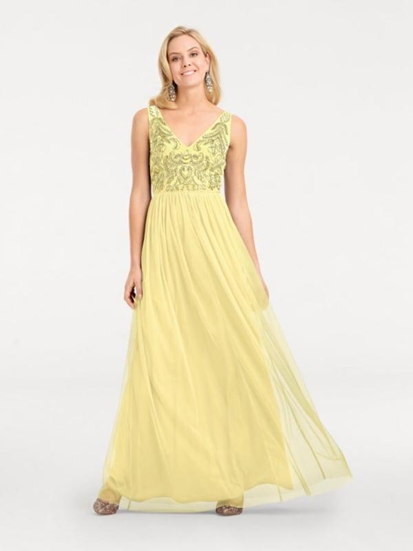 Ashley Brooke by heine Abendkleid mit Pailletten