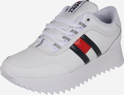 Tommy Jeans Sneakers laag 'IMOGEN 3C' in de kleur Wit, Productweergave