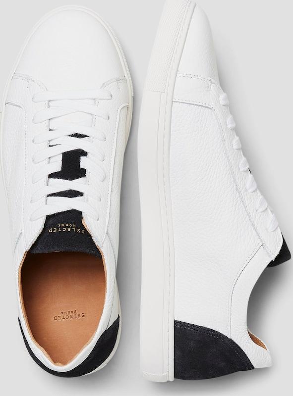 SELECTED HOMME Wildleder Sneaker