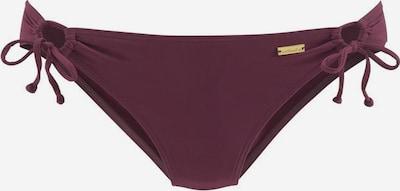 LASCANA Bikini-Hose 'Kati' in bordeaux, Produktansicht