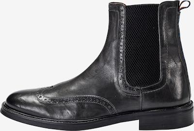 Crickit Chelsea boots in de kleur Donkergrijs / Zwart, Productweergave