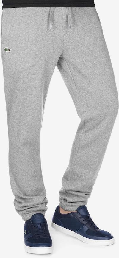 LACOSTE Jogginghose 'Sportswear' in hellgrau, Modelansicht