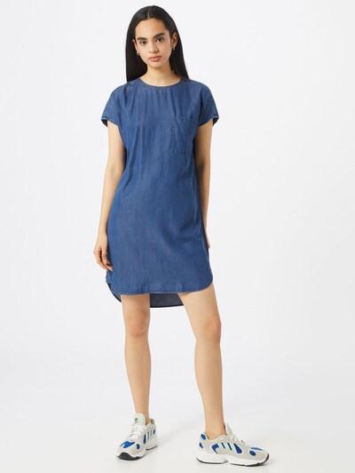 ARMEDANGELS Kleid 'GITAA' in blue denim, Modelansicht