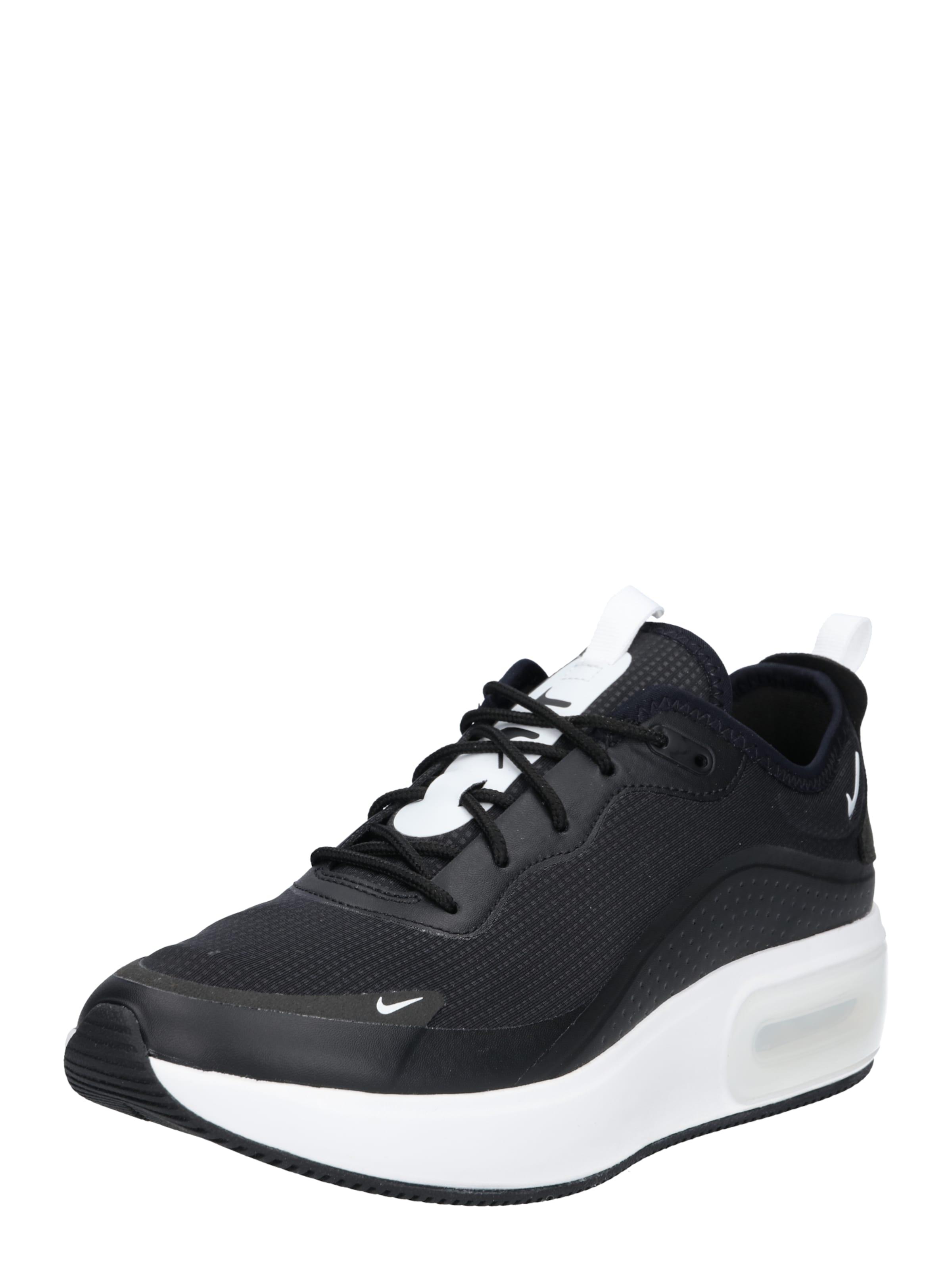 Max 'nike Dia' SchwarzWeiß Sneaker In Nike Air Sportswear 5cAq3RL4j