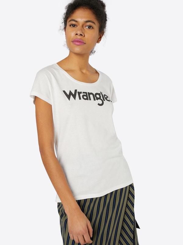 WRANGLER T-shirt 'LOGO'