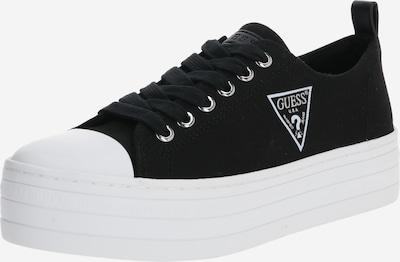 GUESS Sneakers laag in de kleur Zwart / Wit, Productweergave