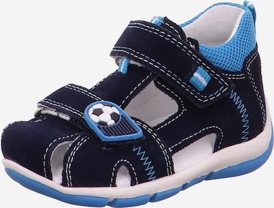 SUPERFIT Open schoenen 'Freddy' in de kleur Donkerblauw, Productweergave