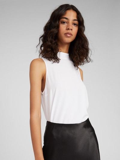 EDITED Blusentop 'Maxim' in weiß, Modelansicht