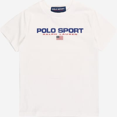POLO RALPH LAUREN Shirt in de kleur Wit, Productweergave