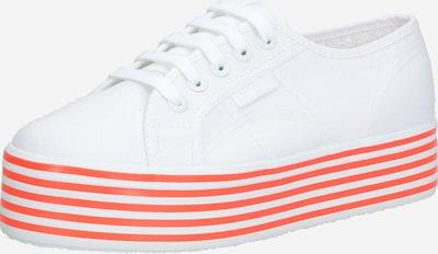 Sneaker low '2790 MULTICOLOR COTW' SUPERGA pe roșu / alb, Vizualizare produs